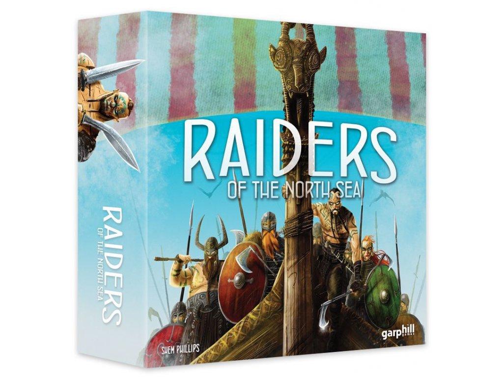 372 raiders of the north sea