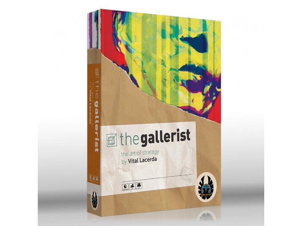 54 the gallerist kickstarter edice 2019