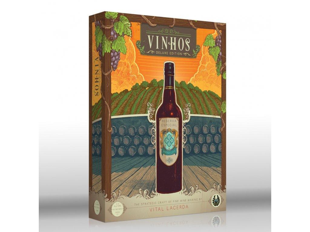 51 vinhos deluxe kickstarter edice