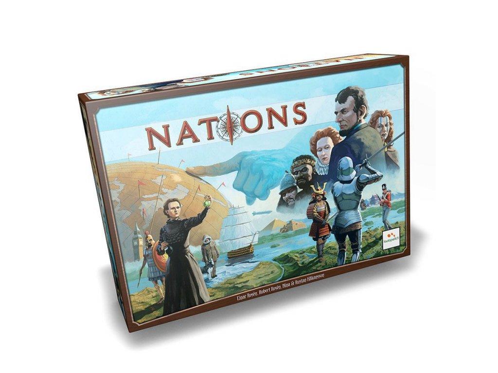 Nations + Dynasties rozšíření