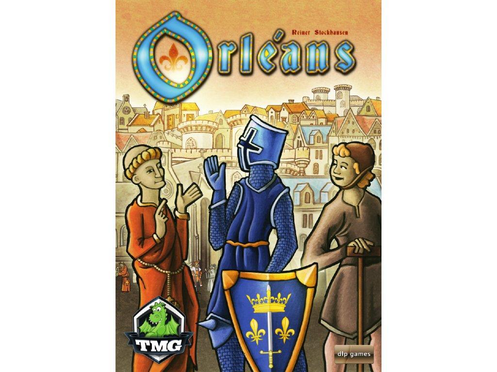 Orléans + Trade & Intrigue rozšíření