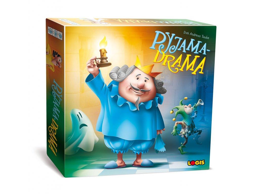 Pyjama-Drama  (Le Roi Sommeil)