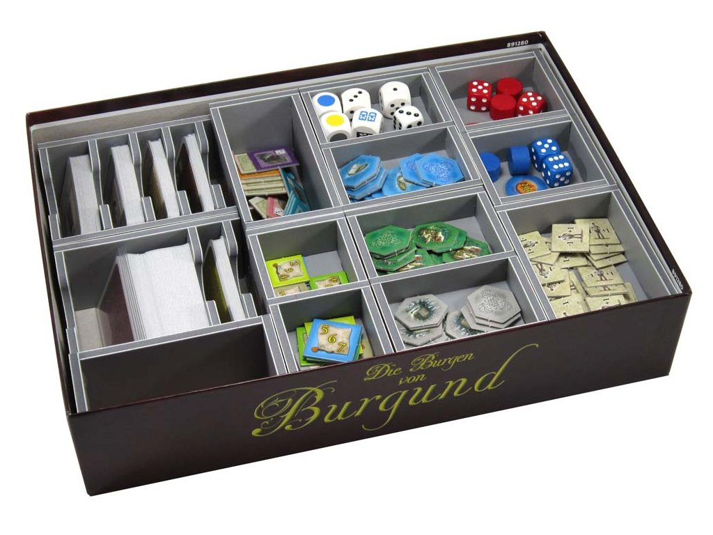 Castles of Burgundy Insert
