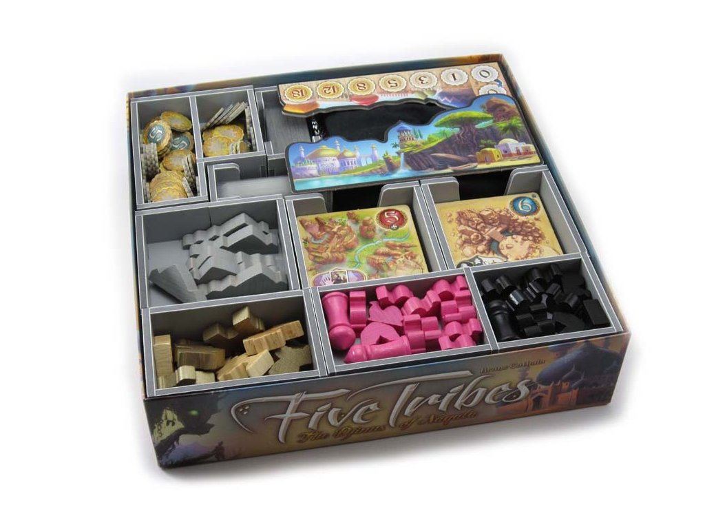 Five Tribes Insert  - FIV