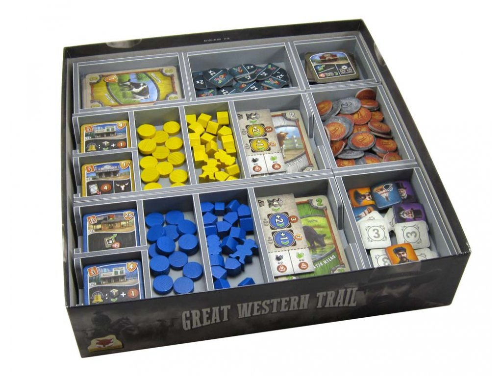Great Western Trail Insert  - GWTv2