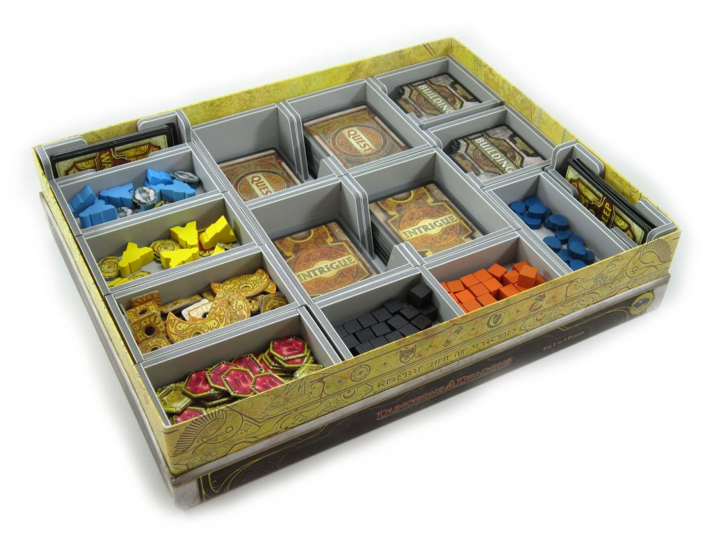 Lords of Waterdeep Insert
