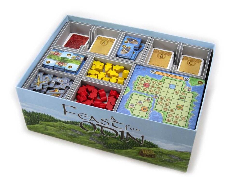 A Feast for Odin Insert  - FOD