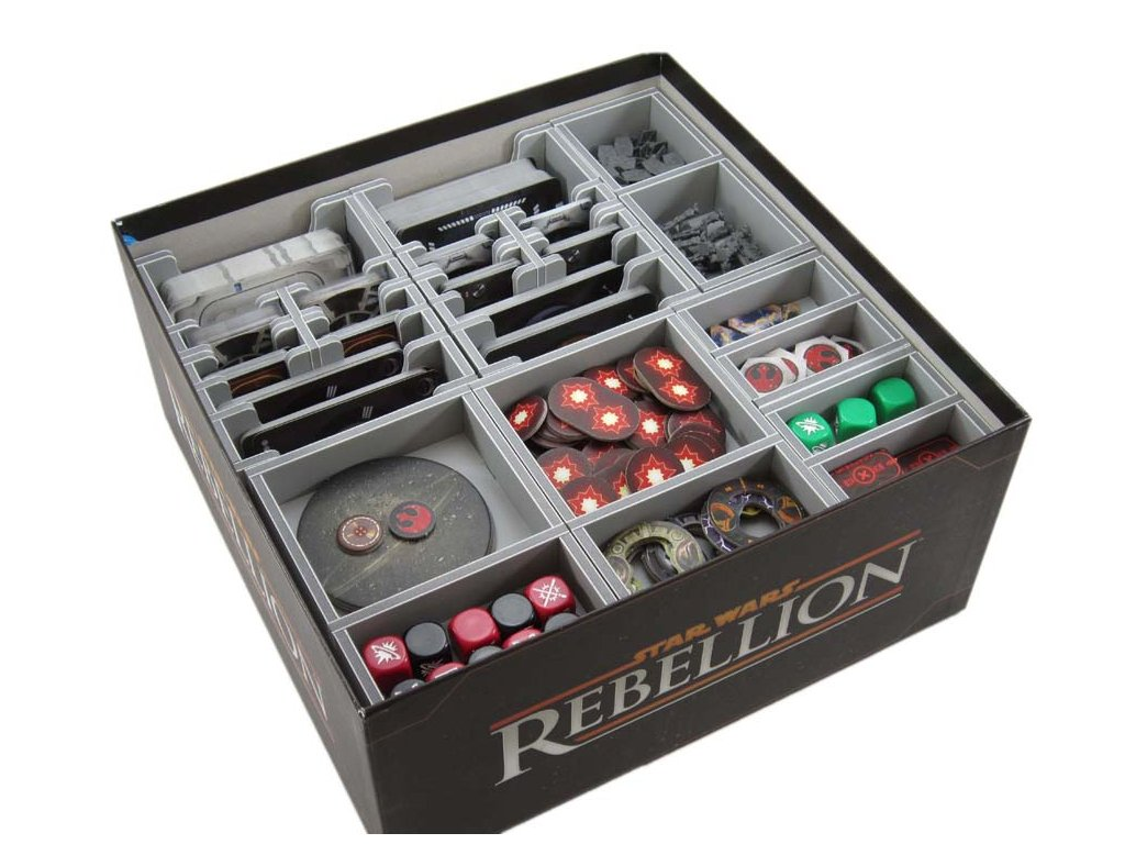 Star Wars: Rebelie Insert  - SWR (Star Wars: Rebellion Insert)