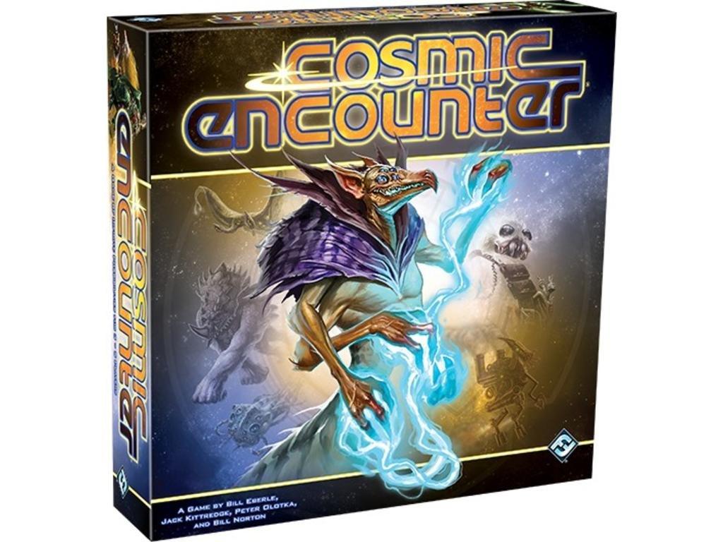 fantasy flight games cosmic encounter 42nd anniver