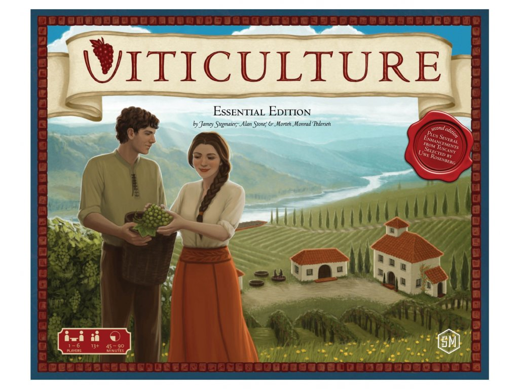 Viticulture + Tuscany Essential Edition