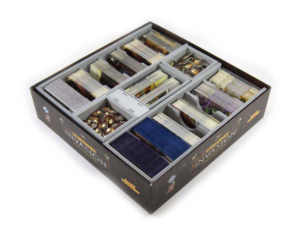 Living Card Games Large Box Insert  - LCG (Kompatibilita s větším množstvím LCG her)