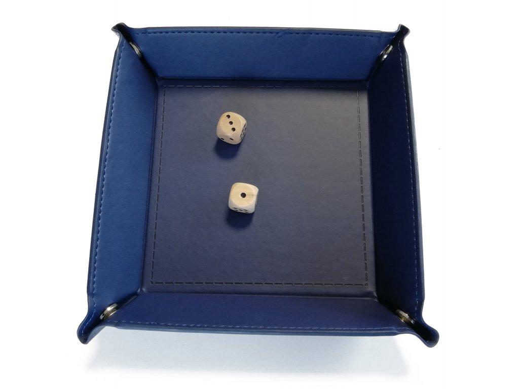 618 dice tray tac na kostky kozenka skladaci