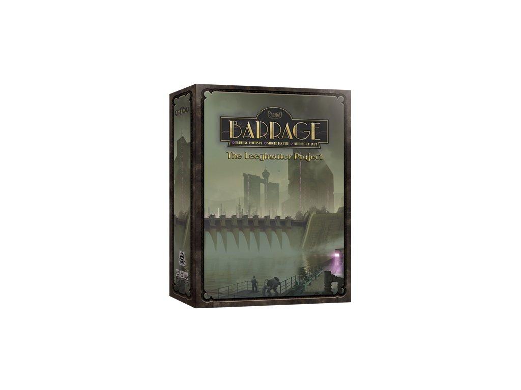 Barrage EXP scatola