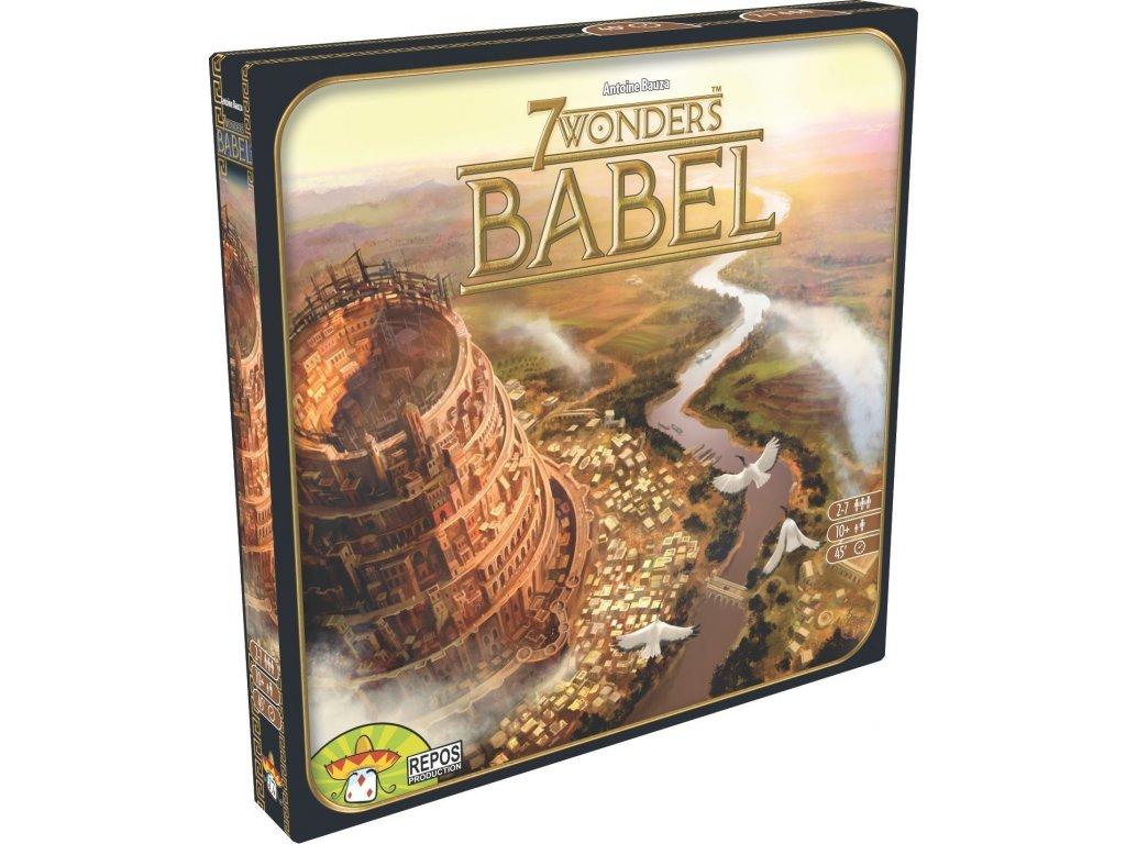7 Wonders: Babel  (rozšíření)