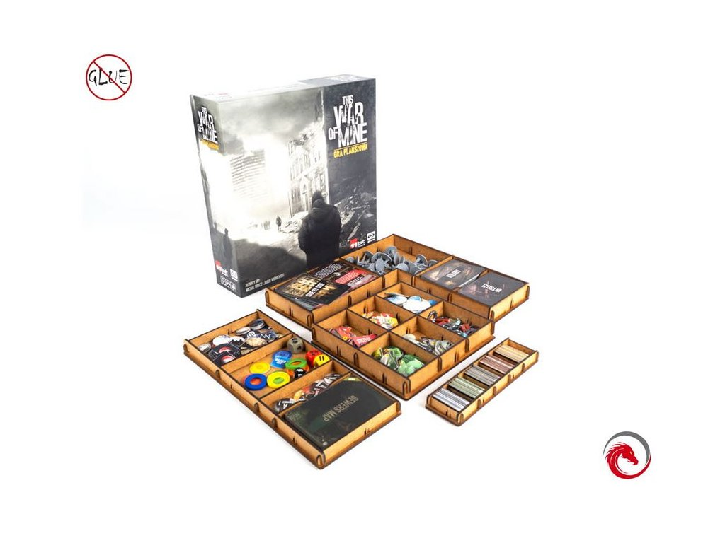 This War of Mine Insert