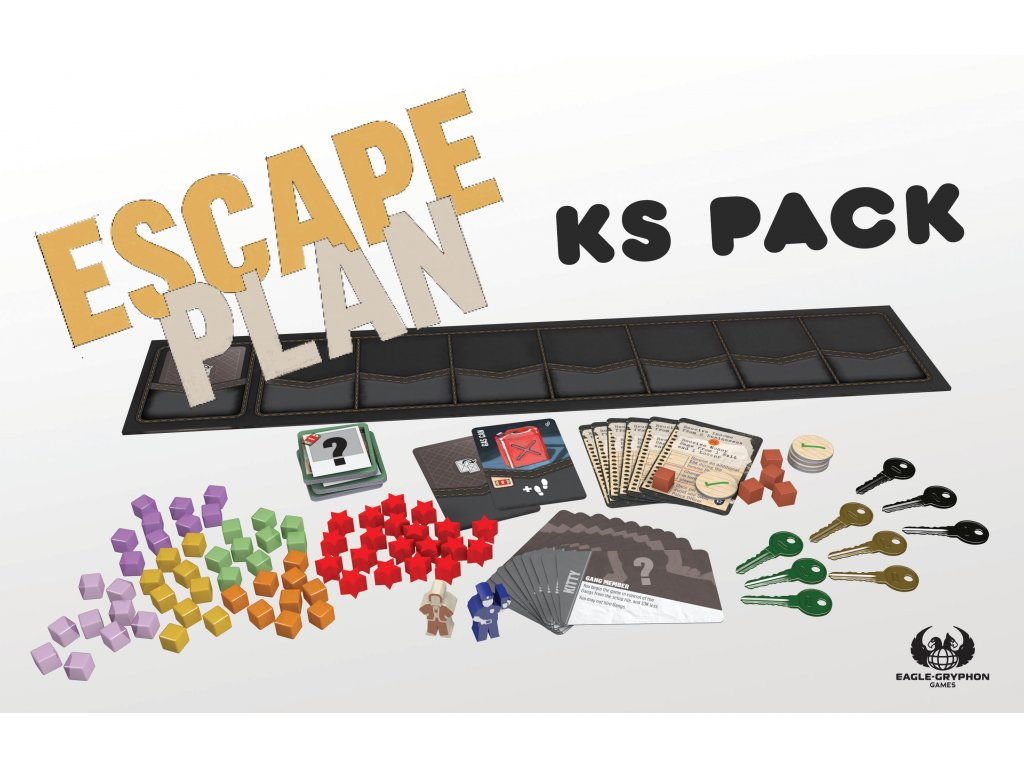 Escape Plan KS Pack