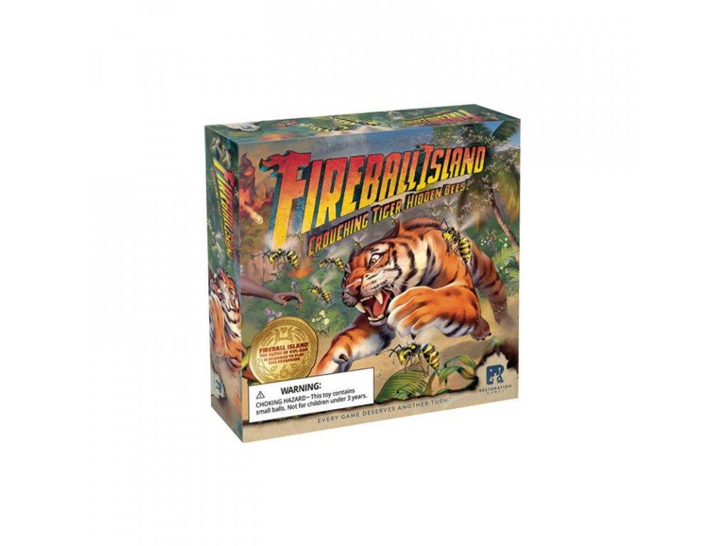 fireball island the curse of vulkar crouching tiger hidden bees