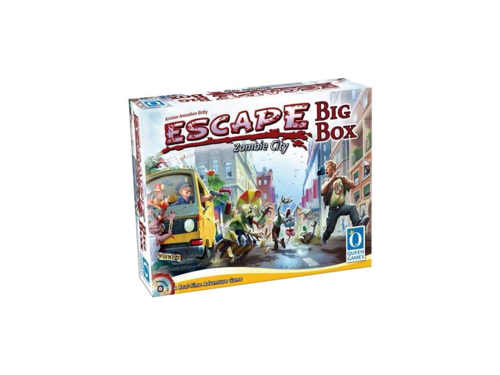 Escape: Zombie City - Big Box