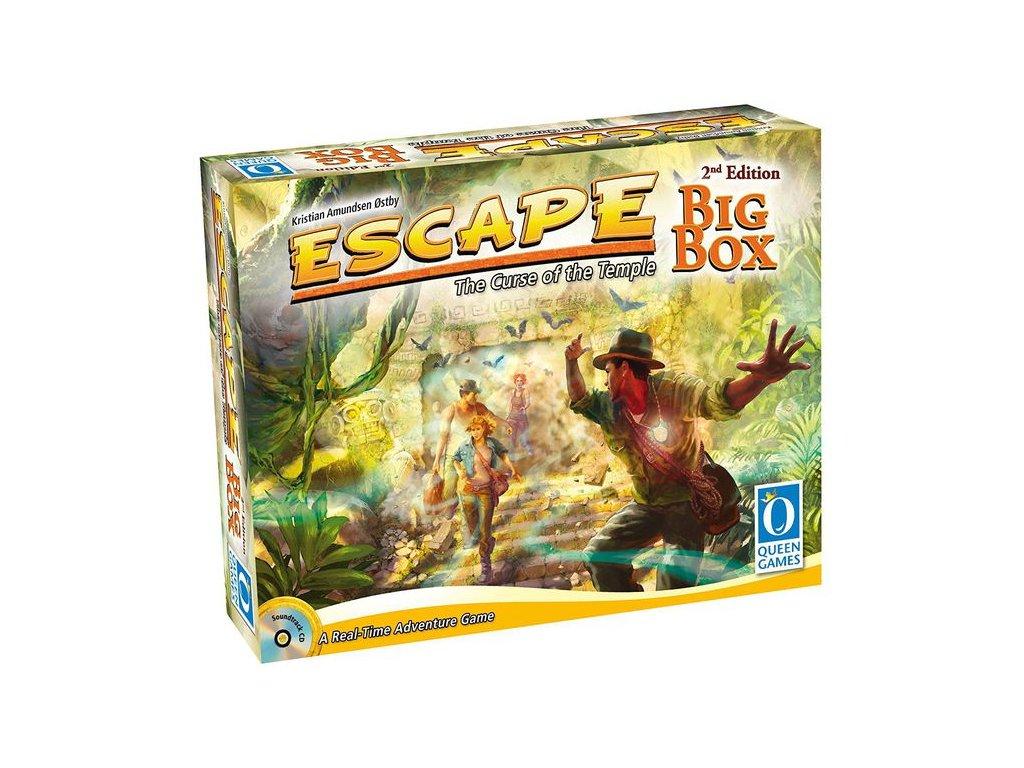 Escape: The Curse of the Temple - Big Box Second Edition