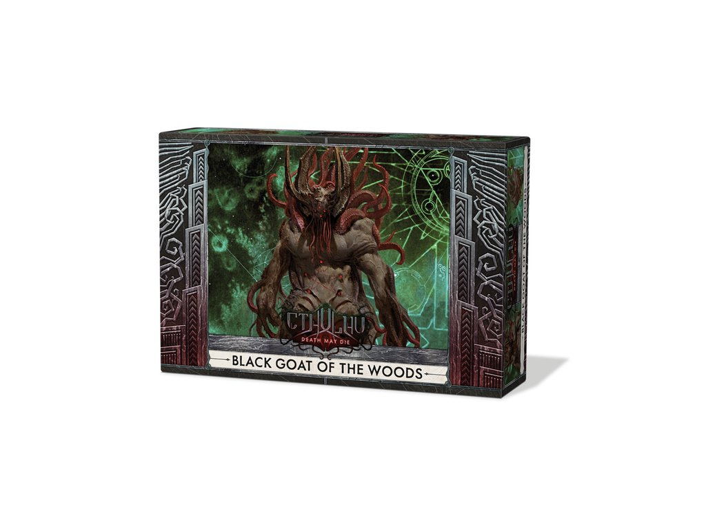 Cthulhu: Death May Die - Black Goat of the Woods