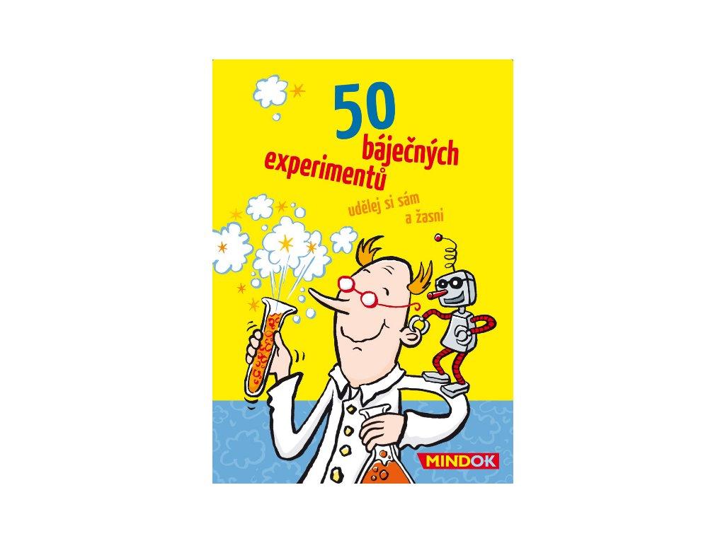 50 báječných experimentů