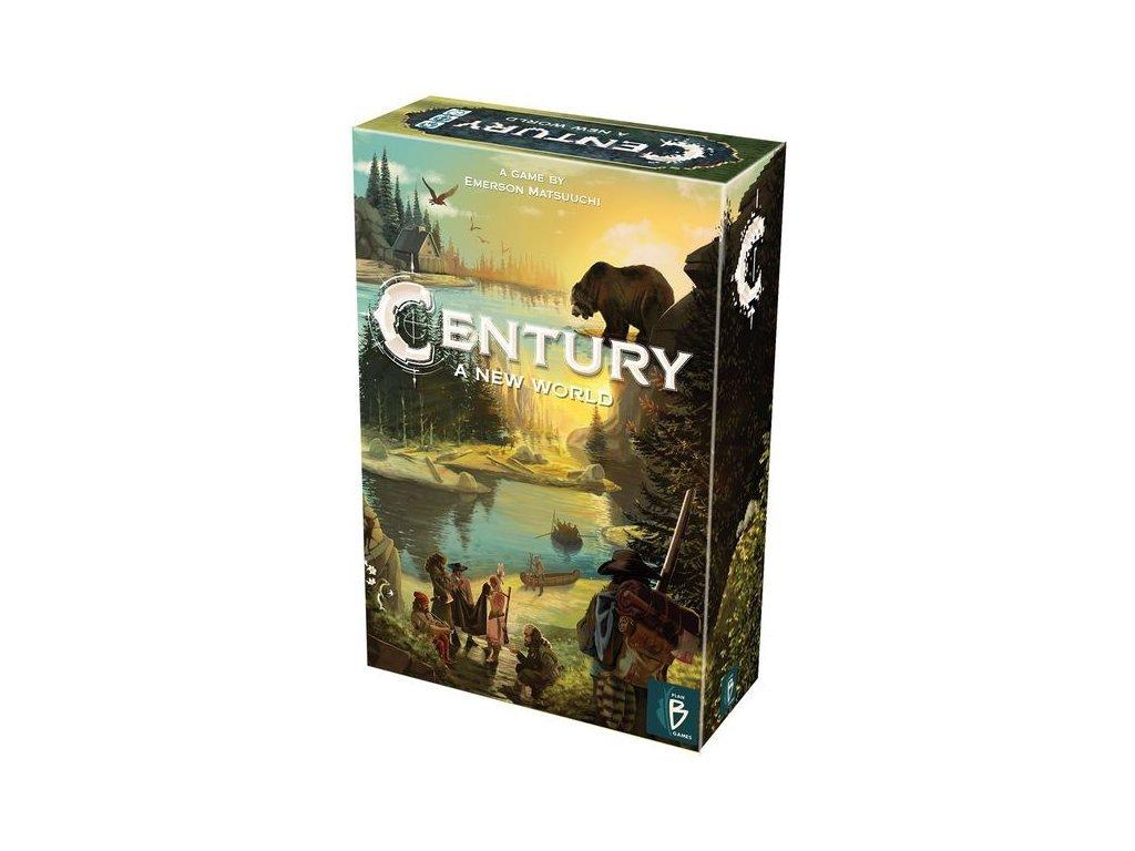 Century III. - Nový svět