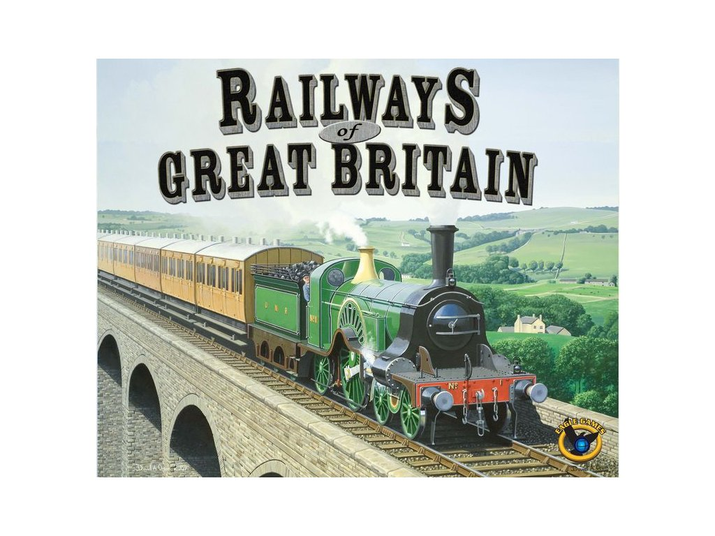 Railways of Great Britain  (edice 2017)