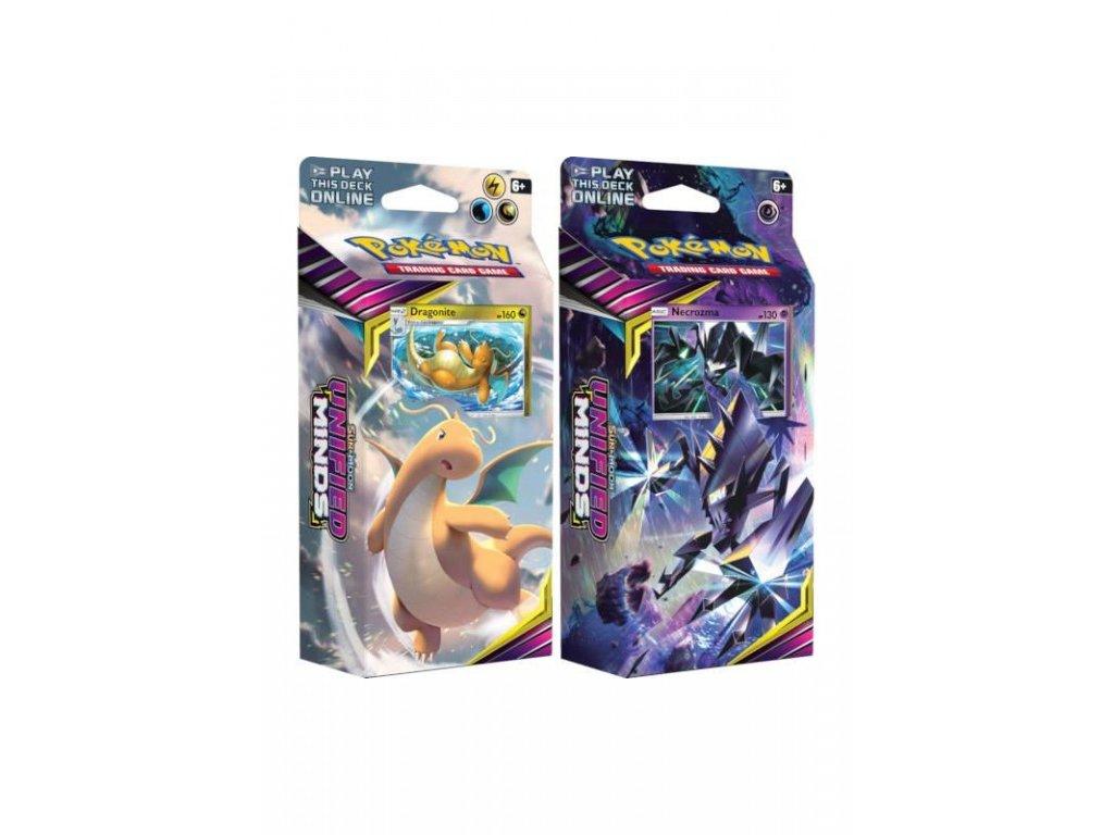 Pokémon: Sun and Moon 11: Unified Minds - Theme Deck