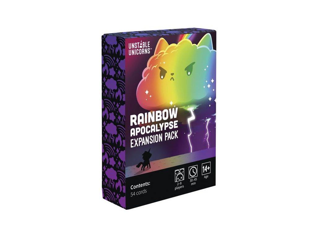 Unstable Unicorns Rainbow Apocalypse Expansion