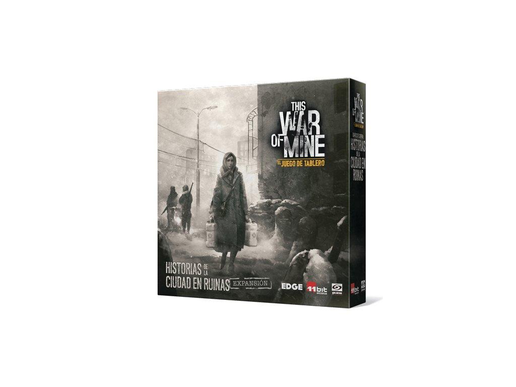 This War of Mine: Tales from the Ruined City  (rozšíření Příběhy města sutin, EN)