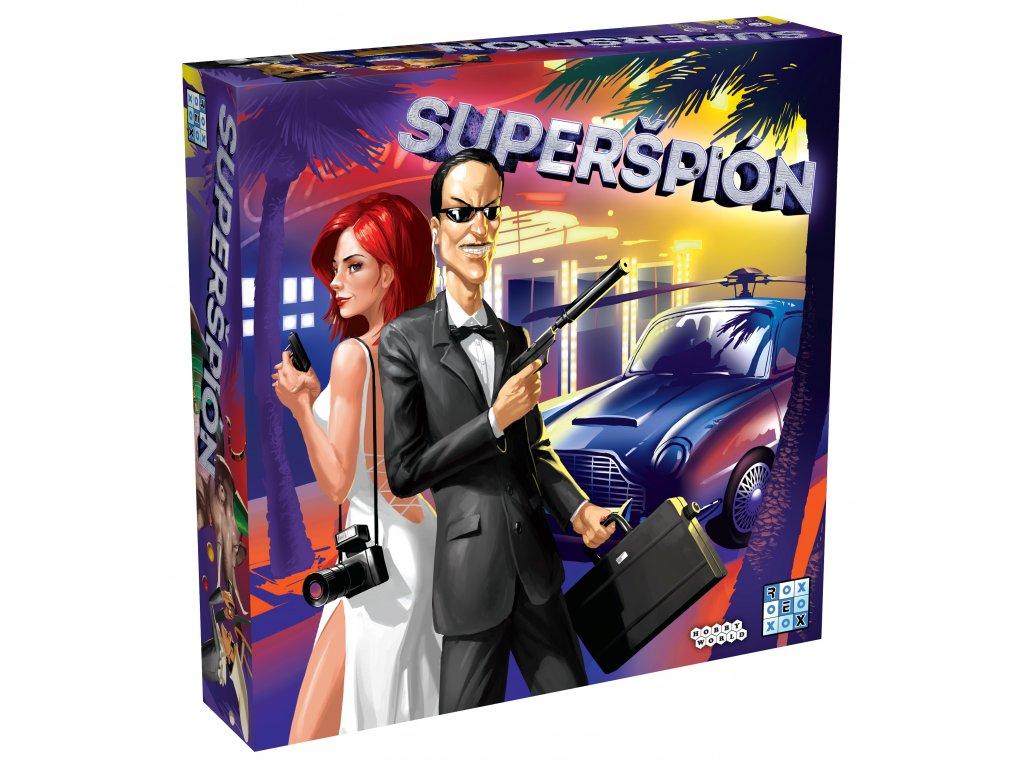 spy 3Dbox