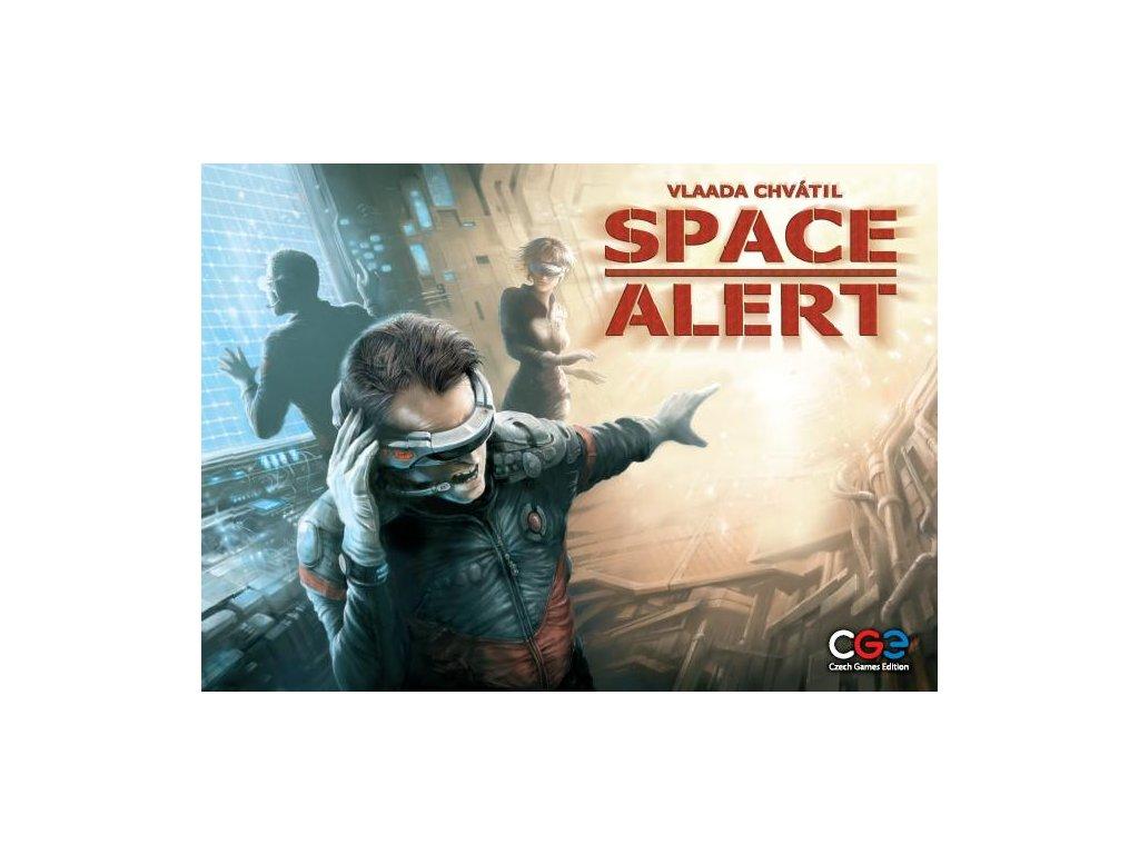 SpaceAlert Cover
