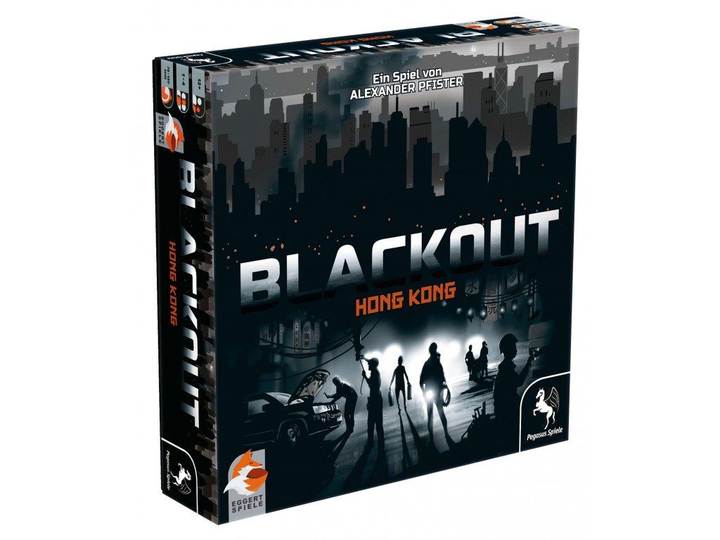 Blackout: Hong Kong (DE)  (německy)