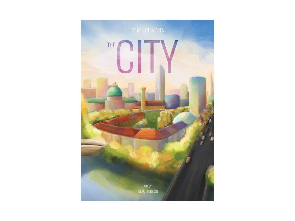 The City - KS edition  (včetně Expanded City, 18 monumentů a 6 eco-city)