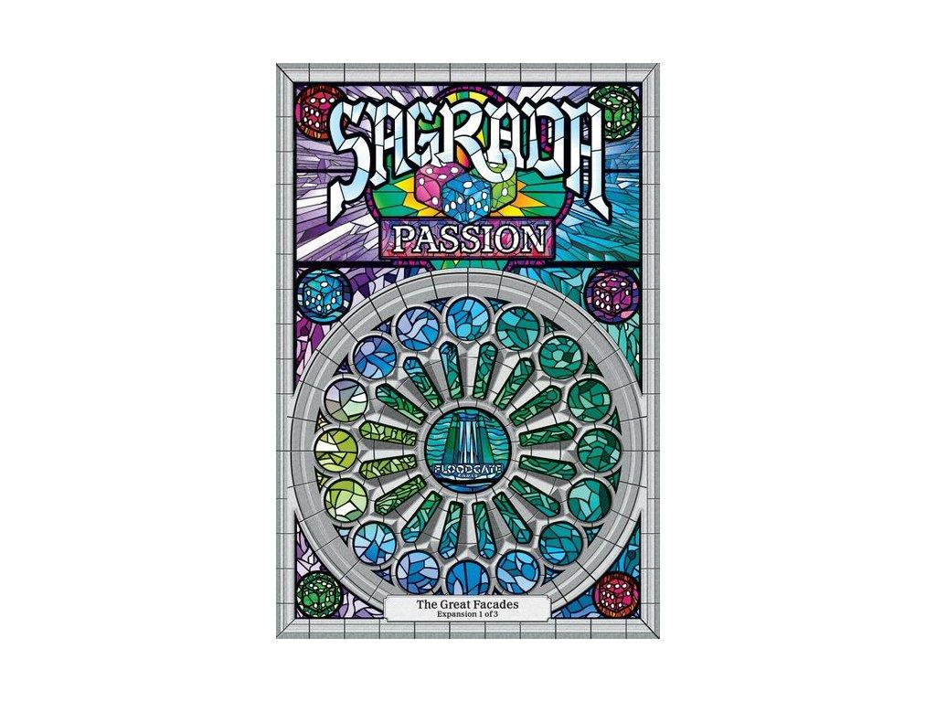 Sagrada: Passion EN