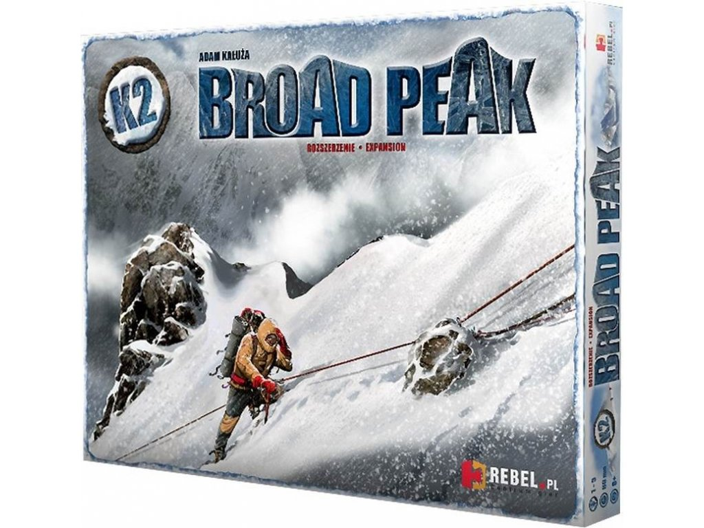 K2: Broad Peak - EN
