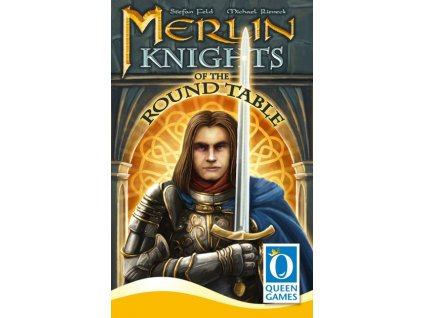 Merlin: Knights of the Round Table  (expanze 2 - FR/DE/EN)