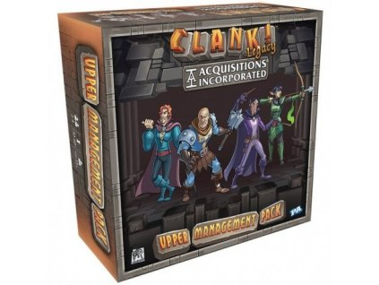 clank legacy acquisitions incorporated upper management pack[1]