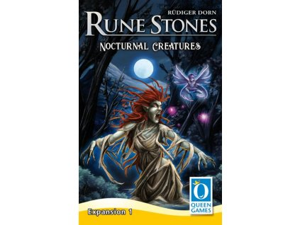Rune Stones: Nocturnal Creatures - EN/DE/FR/NL