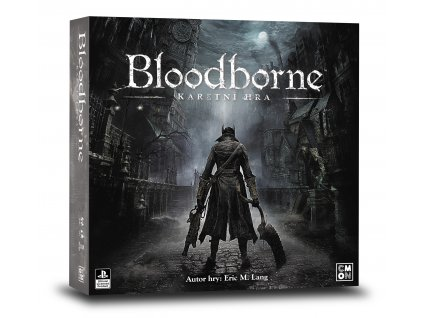 Bloodborne vizualizace