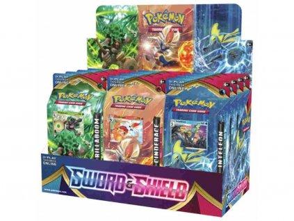 Pokémon: Sword & Shield - Theme Deck