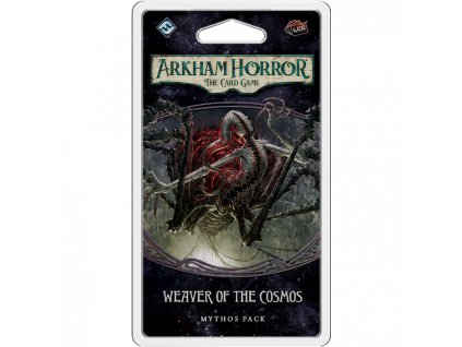 Weaver of the Cosmos Mythos Pack Arkham Horror LCG[1]