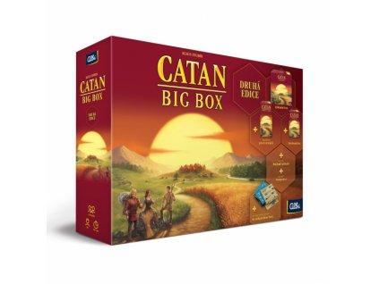 Catan: Big Box  (druhá edice)