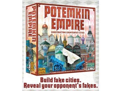 Potemkin Empire Board Game[1]
