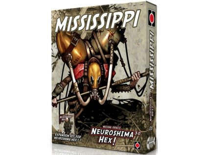 Neuroshima Hex 3.0: Mississippi
