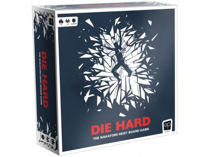 Die Hard: The Nakatomi Heist Board Game