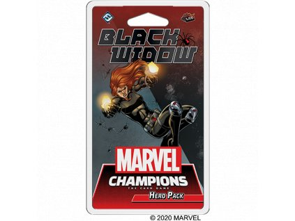 Marvel Champions: The Card Game - Black Widow