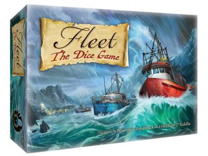 Fleet: The Dice Game 2nd edition