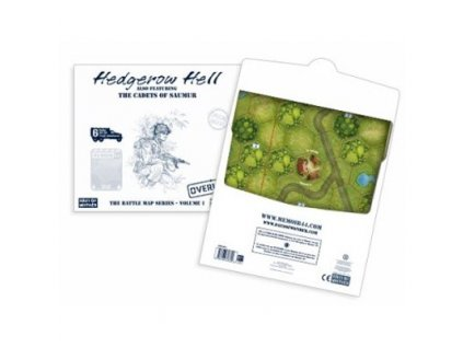 Memoir '44 - Battle Map Hedgerow Hell