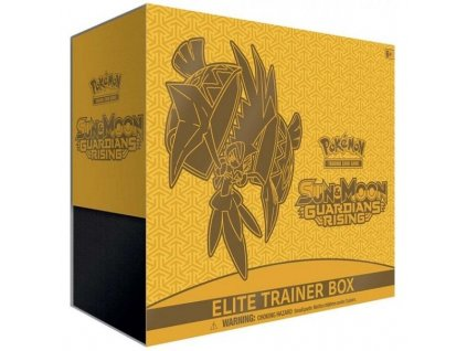 Pokémon: Sun and Moon 2: Guardians Rising - Elite Trainer Box